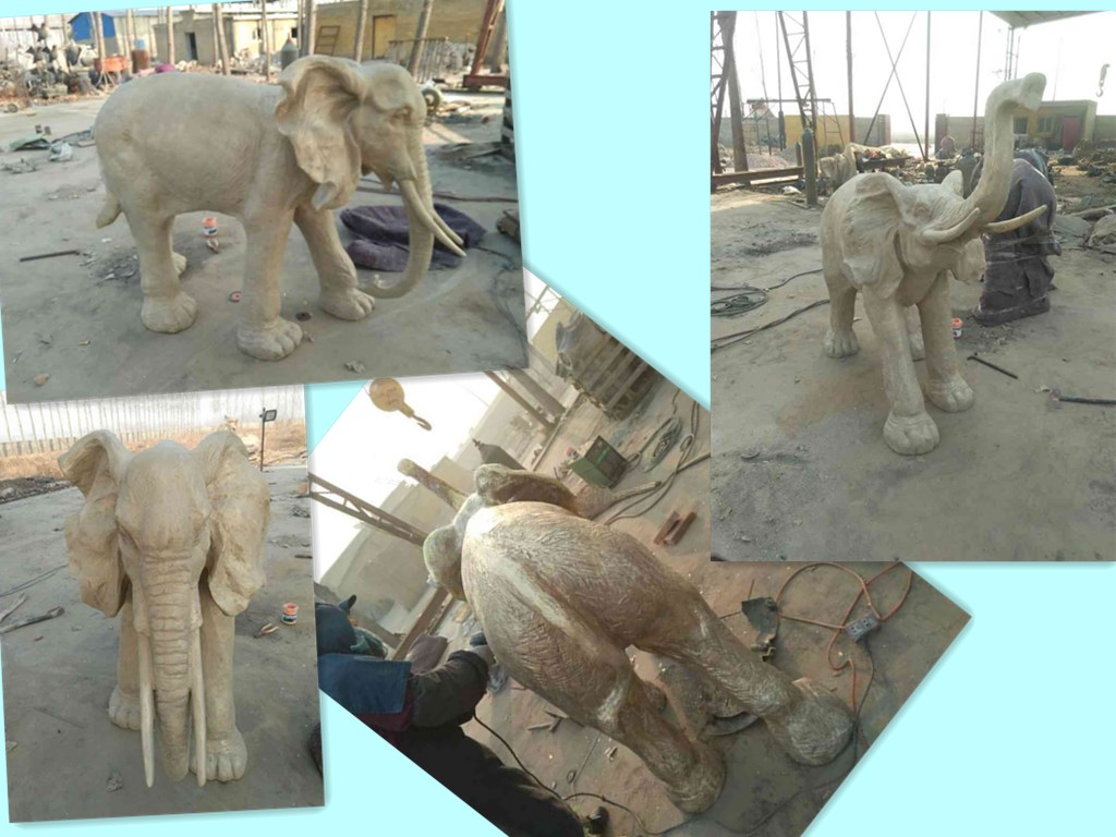 动物雕塑 - 唐县东明雕塑工艺品制造有限公司